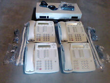 Avaya IP Office 406 V2 Business Phone System 4 lines 4 Digital Phones 700359946
