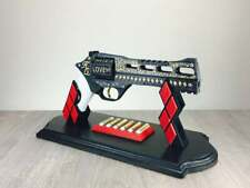 Harley Quinn Pistol & Stand Prop Replica Gun Suicide Squad Cosplay Very Detailed