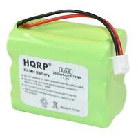 7.2V Battery for Z-Wave Panel Security System Alarm 6MR1600AAY4Z 6MR2000AAY4Z
