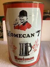 """Homecan """"7"""" - Huntsman Beer Of Wesses - Party Can"""