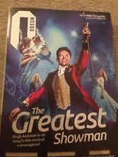 UK Odeon Magazine January 2018 Hugh Jackman - The Greatest Showman Cover