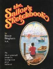 Sailor's Sketchbook by Bruce Bingham (1983, Trade Paperback)