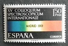 Spain (1969) Colloquium Spectroscopicum Internationale / Science - Mint (MNH)