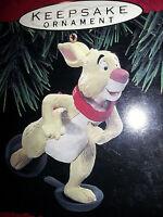 HALLMARK Keepsake 1993 RABBIT Winnie The Pooh CHRISTMAS ORNAMENT Vintage VTG NEW