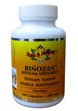 Pure & Natural Rinozan Urinary System Herbal Supplement 100 Capsules