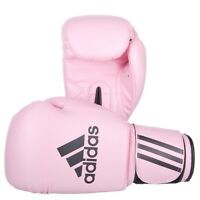 New adidas Boxing Training Fitness Gloves Gym Gloves MMA Muay Thai Training-PINK