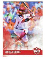 2018 Diamond Kings High Number #130 ODUBEL HERRERA Philadelphia Phillies SP