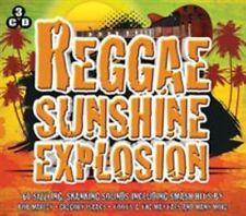 Reggae Sunshine Explosion 5024952330096 by Various Artists CD