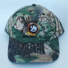 """MARS CHEESE CASTLE"" ""KENOSHA WI"" Cheese Shop One Size Fit All Camo Baseball Cap"