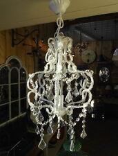 Lampe suspendue PLAFONNIER LUSTRE LAMPE LUSTRE STYLE RUSTIQUE ANCIEN NEUF