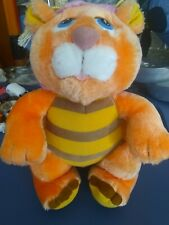 Vintage Hasbro Softies 1984 Wuzzles Bumblelion Stuffed Animal Plush 12""