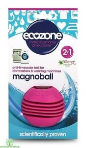EcoZone Magnoball - Anti-Limescale Ball for Washing Machine & Dishwasher M807