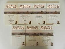 7 TB Joseph von Eichendorff Sämtliche Werke
