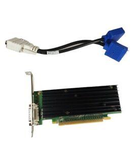 HP Nvidia Quadro Quad NVS290 256MB 400MHZ Graphics Video Card 454319-001