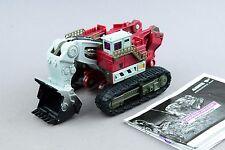 Transformers Revenge of the Fallen Demolishor Complete Voyager ROTF