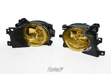 Fog Light Set Yellow Clear BMW 5 SERIES E39 Sedan Facelift Fogger