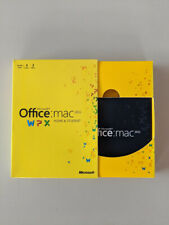 L👀K  Microsoft Office 2011 for Mac Home + Student Family Pack W7F-00014 3 Users