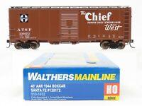 HO Scale Walthers Mainline 910-1652 ATSF Santa Fe 40' AAR 1944 Boxcar #139172