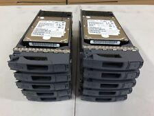 "NetApp 900GB 10K 2.5"" 6G SAS HDD X423A-R5 00V7528 DS2246 FAS2240 108-00222"