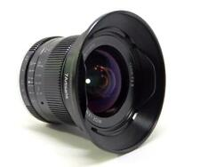 7artisans 12mm F2.8 APS-C Lens + Adapter + Bag for Fujifilm X XF Camera A603B
