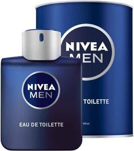 NIVEA Men's EDT 100 ml fragrance In Glass bottle - Comes In Gift Box