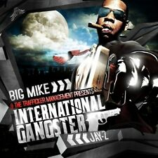 Jay-Z And Big Mike - International Gangster (CD 2009) NEW/SEALED