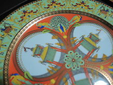 VERSACE MARCO POLO SERVICE PLATE CHARGER ROSENTHAL LIMITED 20 YEARS WALL