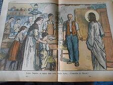 Entrez Seigneur et régnez dans notre humble foyer essin Print 1936