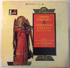 Rudolf Ewerhart on Turnabout TV 34096S – Caldara Christmas Cantata. E/V+