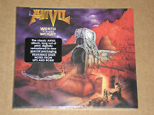 ANVIL - WORTH THE WEIGHT - CD SIGILLATO (SEALED)