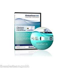 GloboFleet Card Control Software zur Archivierung der Fahrerkarte
