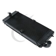 Black Aluminum Radiator Cooler for Honda Shadow ACE 750 VT750C 1997-2003 98 99