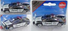 SIKU SUPER 1404 00001 Dodge Charger SXT 3.5 L v6 US-Voiture De Patrouille Police environ 1:58
