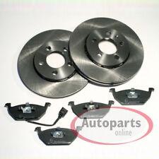 Skoda Octavia 4x4 Allrad Bremsscheiben Bremsen Bremsbeläge Klötze für hinten