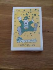 Fitzgeralds Casino, Reno Playing Cards New in Sealed Wrapper