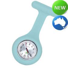 Silicone/Rubber Nurse Watches