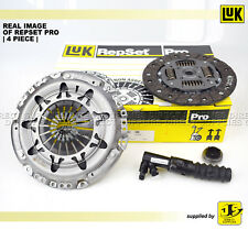 LuK 4 PIECE CLUTCH KIT PEUGEOT 206 307 406 407 607 EXPERT CITROEN FIAT 623304321
