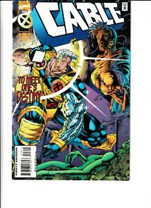 Cable #23 (1995 Marvel) VERY FINE/NEAR MINT 9.0
