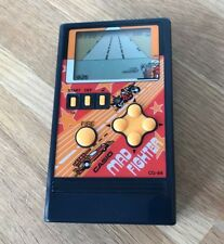 Ultra Rare Casio Mad Fighter CG-84 1984 Vintage LCD Handheld Electronic Game VGC