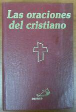 Las Oraciones del Cristiano Cristo Jesuscristo Ed San Pablo