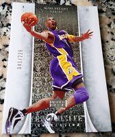 KOBE BRYANT 2005 2006 Upper Deck EXQUISITE RARE SP 41/225 Lakers MVP HOF $$