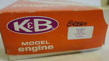 K&B 8907 3.5cc Outboard Nitro Motor. Untested. As-Is.