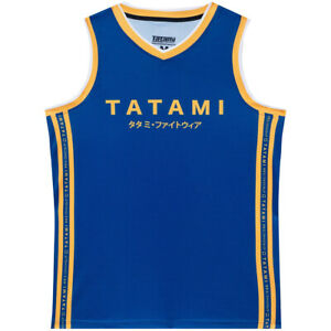 Tatami Fightwear Katakana Tank Top - Navy