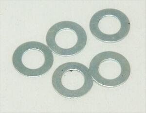 Hard rolled press steel washer set(5x) 70-3302 E3302