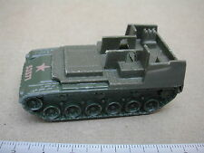 TRACKED US ARMY  / HOT WHEELS  VEHICULE MINIATURE   M784