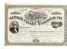 Lehigh Valley Railroad Company 1891