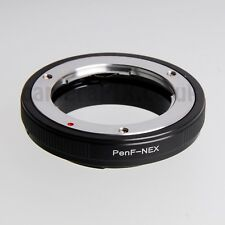 Pen F-NEX Olympus PenF F Lens per Pen Sony NEX E Monte Alpha adattatore