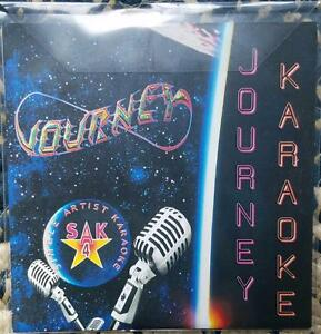 JOURNEY CDG KARAOKE DISC SAK SINGER ARTIST SERIES ROCK OLDIES CD+G MUSIC CD