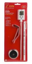 CDN Digital Candy Thermometer, 14℉ to 450℉ - Model: DTC450
