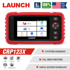 LAUNCH X431 CRP123X Premium OBD2 Scanner Airbag ABS Engine Check Diagnostic Tool
